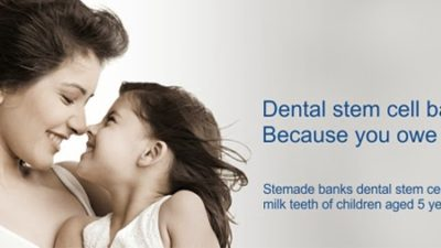 Stem Cell Banking from Teeth