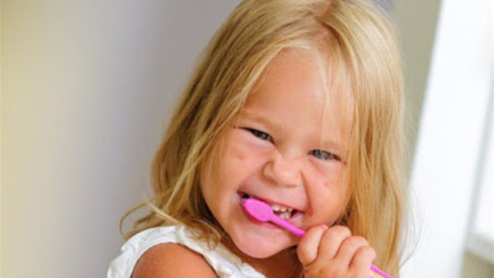Maintaining Children's Dental Hygiene After a Festival